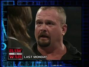 Big Boss Man Feeds Pepper To Al Snow Segment SmackDown 09.02.1999