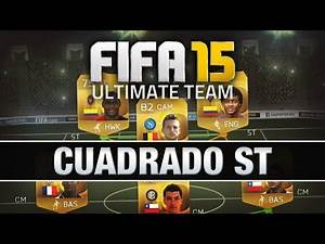 LET'S PLAY FIFA 15 - #20 'CUADRADO + IBARBO = GAME OVER' - FIFA 15 ULTIMATE TEAM RTG