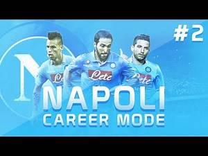 """FIFA 15: Napoli Career Mode - """"£50,000,000 FOR HIGUAIN?!?"""" - #2"""