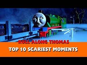 Roll Along's Top 10 Scariest Moments in Thomas & Friends