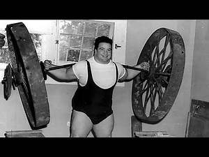 The Strongest Man in Recorded History: A Documentary on the Life of Paul Anderson