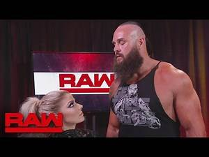 Braun Strowman declares for the Andre the Giant Memorial Battle Royal: Raw, March 18, 2019