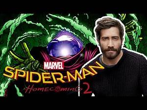 Jake Gyllenhaal Is Mysterio In Spider-Man: Homecoming 2