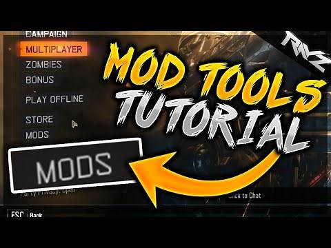 HOW TO DOWNLOAD & PLAY CUSTOM ZOMBIES AND MULTIPLAYER MAPS ON BLACK OPS 3! (BO3 MODS TUTORIAL)