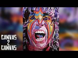 The Ultimate Warrior's energy continues to run: WWE Canvas 2 Canvas