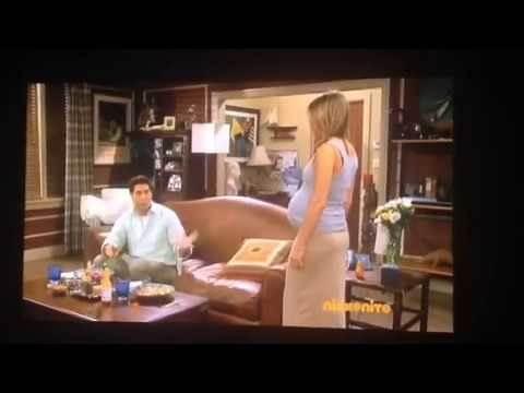 Friends -Rachel goes in labor