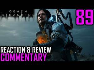 Death Stranding Walkthrough Part 89 - Closing Thoughts & Review: A Game The Industry Needed
