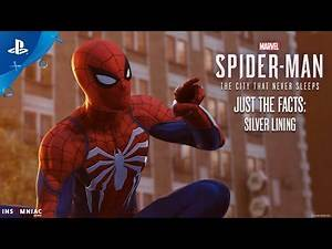Marvel's Spider-Man: Silver Lining – Just the Facts   PS4