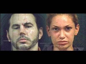 Matt Hardy and Reby Sky arrested for domestic violence