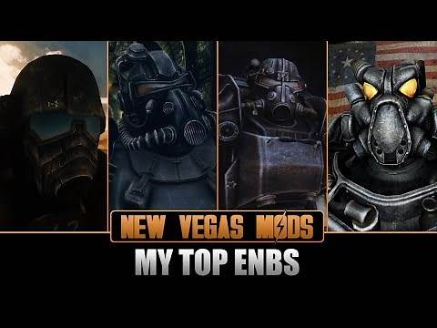 My Top Fallout New Vegas ENBs