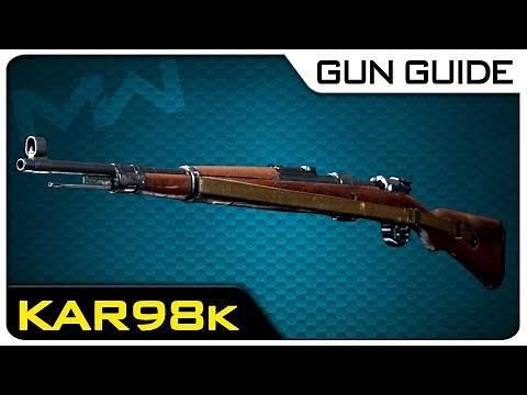 Kar98k Stats & Best Class Setups! | Modern Warfare Gun Guide #19