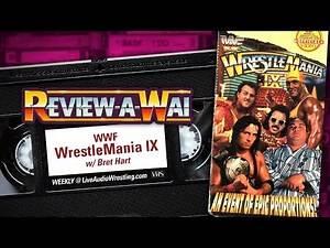 WrestleMania 9 Review: Bret Hart vs Yokozuna | REVIEW-A-WAI