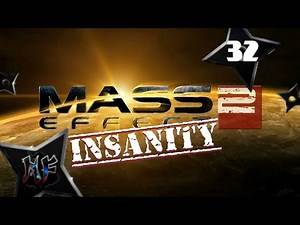 Mass Effect 2 | Infiltrator - Insanity Difficulty | Samara Loyalty - Morinth | PS3 Gameplay Part 32