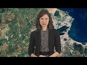 Earth from Space: Tunis wetlands