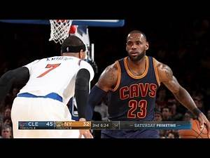 Cleveland Cavaliers vs New York Knicks - Full Game Highlights | Feb 4, 2017 | 2016-17 NBA Season
