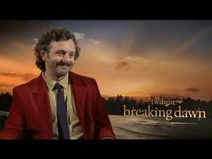 Michael Sheen - The Twilight Saga: Breaking Dawn - Part 2 Interview with Tribute