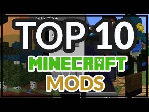 Best Minecraft Mods - Top 10 Minecraft Mods
