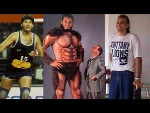 Giant González Transformation | From 16 To 44 Years Old