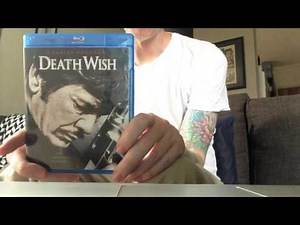 DEATH WISH films on blu ray REVIEWED