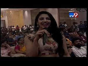 Daksha Nagarkar on her bad behaviour at Hushaaru Pre Release Event - TV9