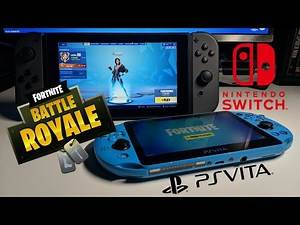 Fortnite on Switch vs. Fortnite PS Vita (Which is better?)