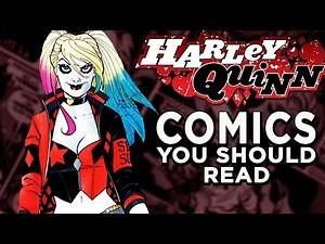 4 Harley Quinn Comics You Should Read