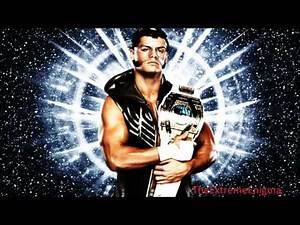 "Cody Rhodes 9th WWE Theme Song ""Only One Can Judge"""