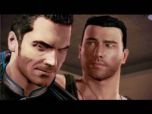Mass Effect: Custom MShep & Kaiden Romance