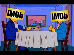 Steamed Hams, But Images from IMDb Accompany the Dialogue and the Singing