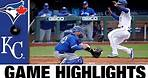 Blue Jays vs. Royals Game 2 Highlights (4/17/21) | MLB Highlights