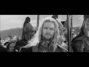 LOTR & Harry Potter Crossover: Eomer x Hermione (Life without you)