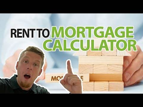 Rent vs Mortgage Payments