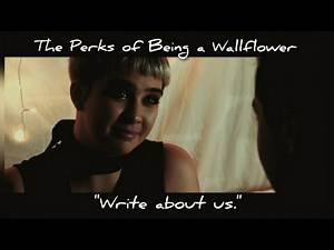 The perks of being a wallflower - Movie CLIP Write about us | Scene adaption (2019)