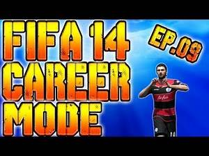FIFA 14 CAREER MODE - DAY OFF - MY PLAYER EP #09