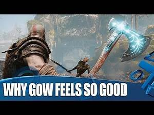 Why Does God Of War's Leviathan Axe Feel So Good?