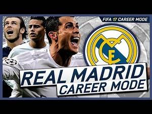 FIFA 17 Real Madrid Career Mode #1 - £100,000,000 TO SPEND - LET'S BUILD THE BEST TEAM - TRANSFERS