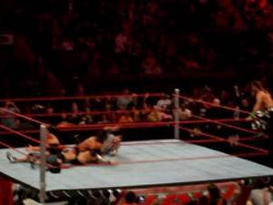 Finshers to Randy Orton after Raw went off air 12/07/2009