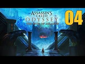 Assassin's Creed Odyssey Fate of Atlantis - Let's Play Part 4: Fortress of the Three Sisters