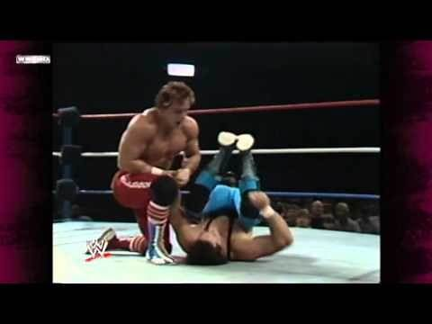 Bret Hart vs. Dynamite Kid | Highlights | WWE Cap. Center, 1985