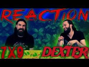 """Dexter 7x9 REACTION!! """"Helter Skelter"""""""