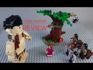 LEGO Harry Potter 75967 Forbidden Forest: Umbridge's Encounter stop motion review