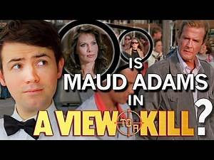 Is Maud Adams In A View to a Kill? | Myths of James Bond