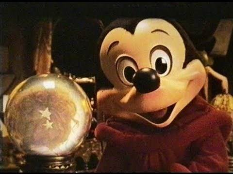 'Mickey's Magic Workshop' * Magic Kingdom * Walt Disney World 25 * October 1996