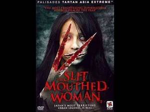 Carved The Slit -Mouthed Woman