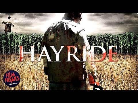 HAYRIDE (2012) | Full Movie | BEST SLASHER HORROR MOVIES COLLECTION