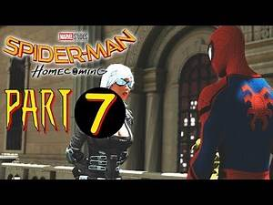 Spider-man Homecoming - Main Story Part 7 - The Amazing Spider-man 2 (PC) MOD