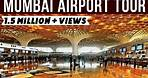 Mumbai International Airport (Chhatrapati Shivaji Maharaj) Terminal 2 Departure Tour - Prakhar Sahay