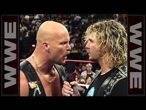 """Stone Cold"" Steve Austin breaks Brian Pillman's ankle - Raw, Oct. 27, 1996"