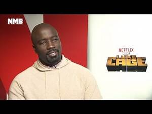 "Luke Cage: Mike Colter on Harlem life and his ""pimp slap"" fighting style"