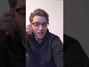 Live chat do Dominic Sherwood no Instagram (12/02/2017)